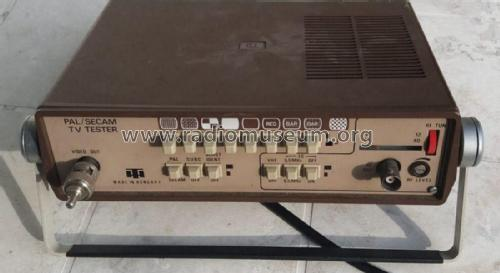 Pal/Secam TV Tester T 045/TR-0631; Hiradástechnika (ID = 2319813) Equipment