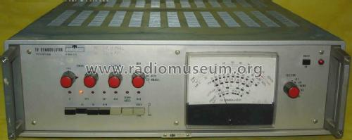 TV Demodulator TR-0771; Hiradástechnika (ID = 1453643) Equipment