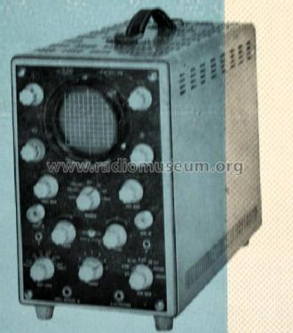 TV Oscillosynchroscope TR-4302; Hiradástechnika (ID = 870061) Equipment
