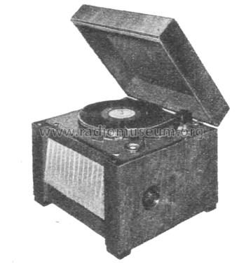AC Electrogram EG48; His Master's Voice (ID = 2393110) R-Player