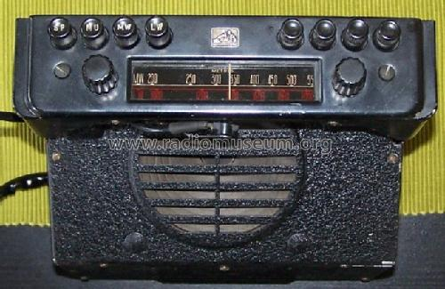 Radiomobile 100; His Master's Voice (ID = 1042664) Car Radio