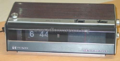 Digital Clock Radio Kc770e Hitachi Ltd Tokyorhradiomuseumorg: K C Radio At Gmaili.net