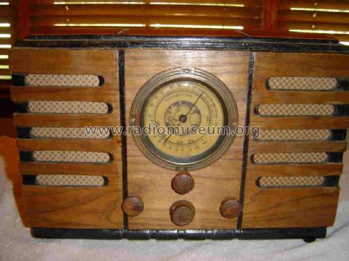 Tiffany Tone 66; Horn Radio Mfg. Co. (ID = 152467) Radio
