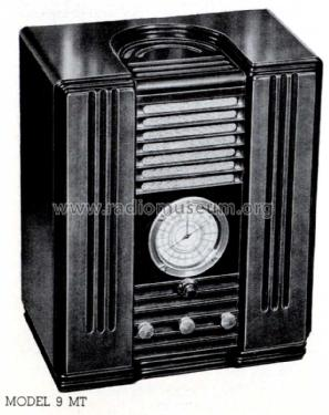Tiffany Tone 9 MT ; Horn Radio Mfg. Co. (ID = 1718602) Radio