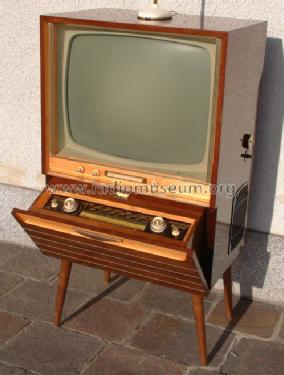 Olympic Automatic Console WK2331A /00 Ch= C7; Horny Hornyphon; (ID = 73491) TV Radio