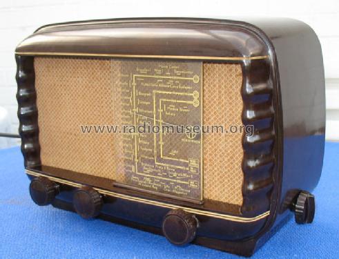 Rigoletto W350a Radio Horny Hornyphon Wien Build