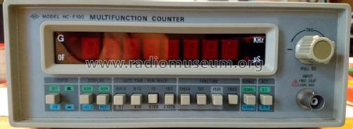 Multifunction Counter HC-F100; Hung Chang Co. Ltd., (ID = 2418444) Equipment