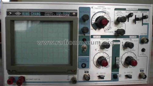 Oscilloscope OS-620 DEP; Hung Chang Co. Ltd., (ID = 450484) Equipment
