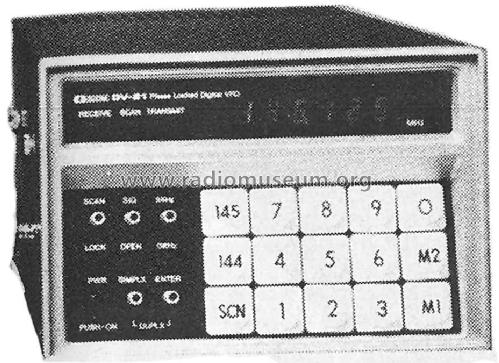Digital-VFO DV-21 Radio Icom Incorporated.;