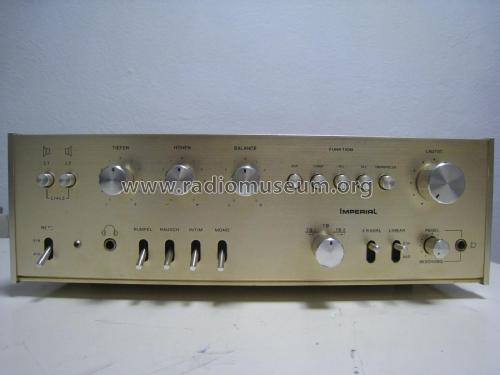 HF130; Imperial brand, (ID = 2083750) Ampl/Mixer