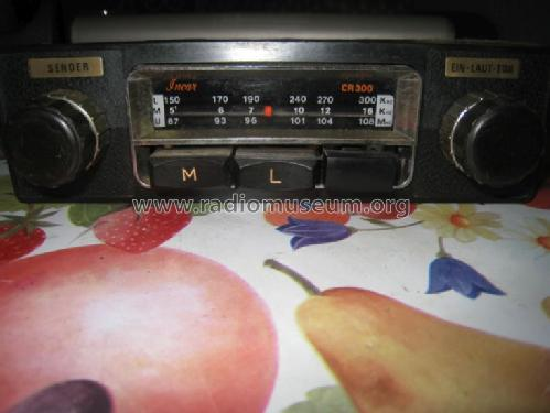 CR300; Incar S.r.l.; (ID = 1661099) Car Radio