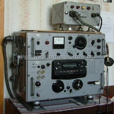 'Kit M2' R-250M2 {Р-250М2}; Industrial Union (ID = 132715) Receiver-C