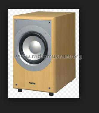 primus ps-8 subwoofer speaker-p infinity systems inc