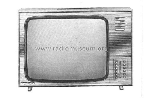 Weltblick electronic 6228; Ingelen, (ID = 139905) Television