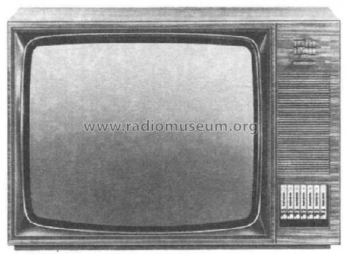 Weltblick electronic 6452; Ingelen, (ID = 809137) Television