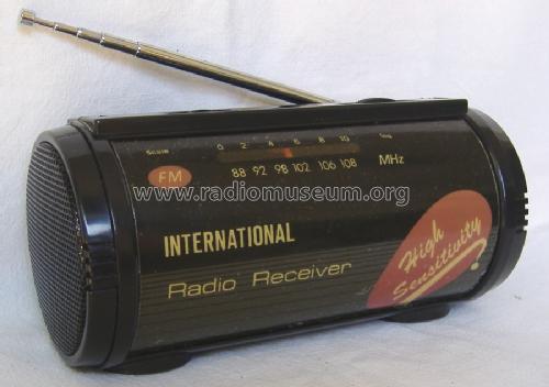 radio receiver high sensitivity radio international virtual. Black Bedroom Furniture Sets. Home Design Ideas