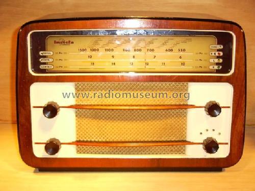 Bombay 5306; Invicta Radio, (ID = 209185) Radio