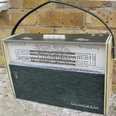 Transistor ; Irish Electrical Co. (ID = 1501621) Radio