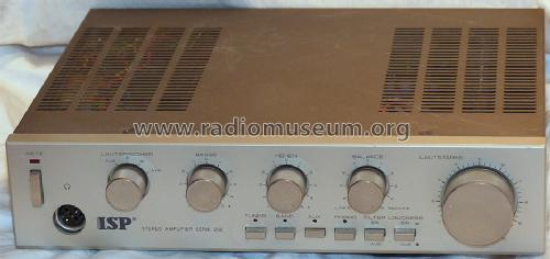 Stereo Amplifier Serie 200 Ampl/Mixer ISP KG Dieter Lather