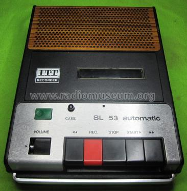 SL53 Automatic; ITT-KB; Foots Cray, (ID = 1455507) R-Player