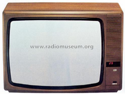 3725 television itt schaub lorenz build 1985 1 pictures g. Black Bedroom Furniture Sets. Home Design Ideas