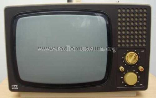 studio 1207 television itt schaub lorenz build 1977 7 pict. Black Bedroom Furniture Sets. Home Design Ideas