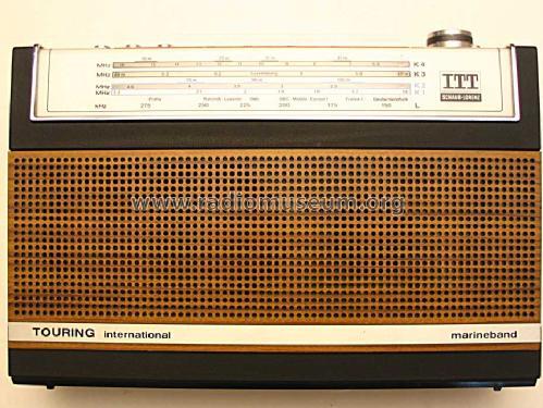 Touring international 103 marineband 52151405 radio itt scha for Dieter schaub