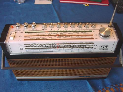 Touring International 103 52151401; ITT Schaub-Lorenz (ID = 105451) Radio