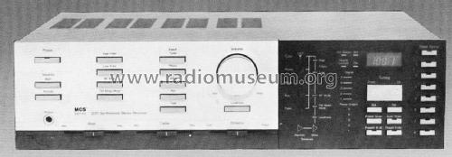 MCS Series Stereo Receiver 683-3237 Cat-No.: 853-5718; JCPenney, Penney's, (ID = 1926284) Radio