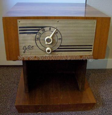 Hotel Radio 531 ; Jet Sales Co., Jetco (ID U003d 1607473) Radio