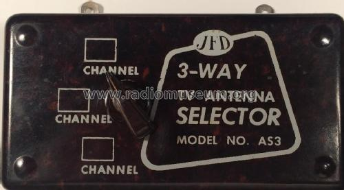 Antenna Selector AS3; JFD Mfg. Co. Inc.; (ID = 2206834) Antenne