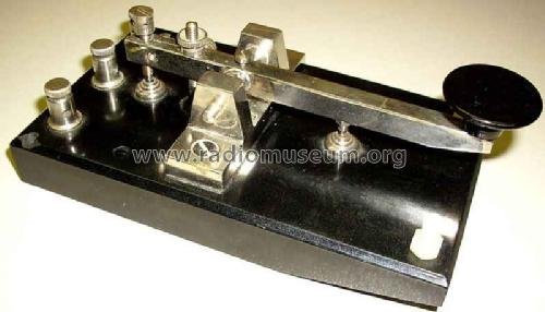 Morse Key KY-3; JRC Japan Radio Co., (ID = 674589) Morse+TTY