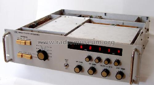 NRD-1107D; JRC Japan Radio Co., (ID = 308451) Receiver-C