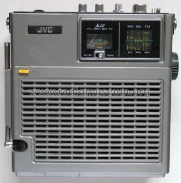 3050 UK TV Radio JVC - Victor Company of Japan, Ltd