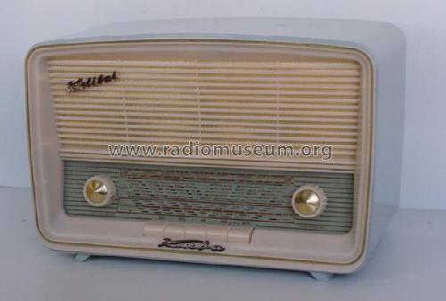 Kolibri Radio Kuba Kuba-Imperial, G. Kubetschek; Wolfenbütte