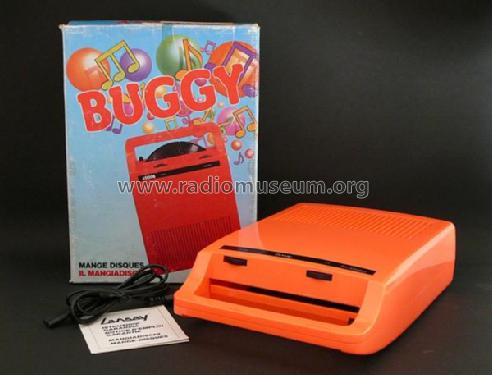 Buggy - Mange Disques - Mangiadischi ; Lansay France; (ID = 1841458) R-Player