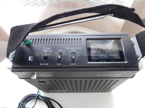 FM-AM Dual Power NN-9005, Series 82A; Lloyd's Electronics; (ID = 2252990) Radio
