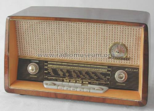 Planet 5720W Radio Loewe-Opta; Deutschland, build  Planet 5720W Ra...