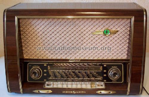 Venus 821W Radio Loewe-Opta; Deutschland, build