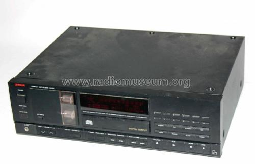 Compact Disc Player D-105u; Luxman, Lux Corp.; (ID = 486506) R-Player