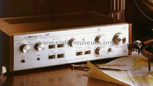 L-45A; Luxman, Lux Corp.; (ID = 640053) Ampl/Mixer