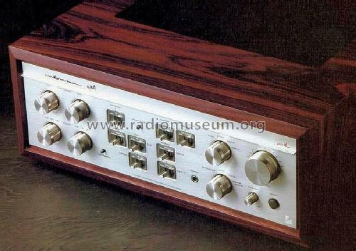 L-68A; Luxman, Lux Corp.; (ID = 640261) Ampl/Mixer