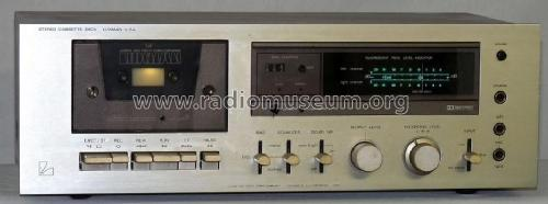 Stereo Cassette Deck K 5a All Versions R Player Luxman Lux