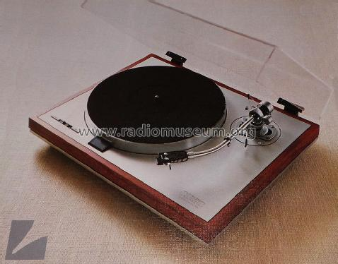 Direct Drive Turntable PD121; Luxman, Lux Corp.; (ID = 1617169) R-Player