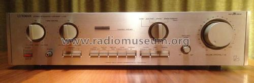 Duo-Beta Circuit Stereo Integrated Amplifier L210; Luxman, Lux Corp.; (ID = 2211842) Ampl/Mixer
