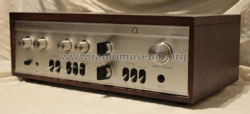 Solid State Integrated Amplifier SQ-505X; Luxman, Lux Corp.; (ID = 2255053) Ampl/Mixer
