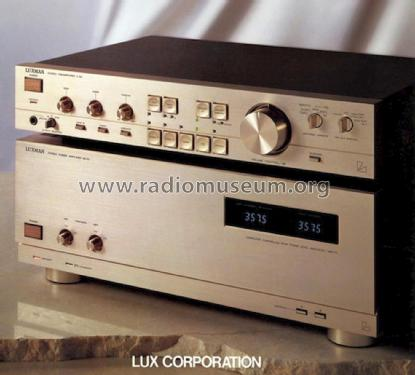 Stereo Preamplifier C-03; Luxman, Lux Corp.; (ID = 1882237) Ampl/Mixer