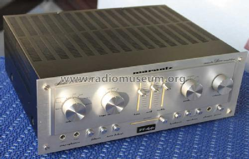 Console Stereo Amplifier 1122DC; Marantz; Itasca (ID = 1146958) Ampl/Mixer