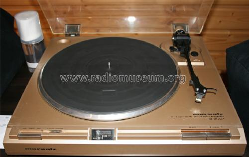 Semi Automatic / Direct Drive Turntable TT-221; Marantz Sound United (ID = 783048) R-Player