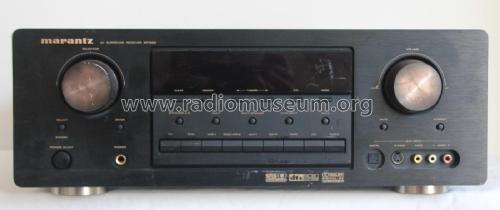 AV Surround Receiver SR7400 /N1B; Marantz Sound United (ID = 1882387) Radio